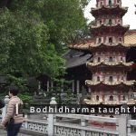 Peter Explores the Guangxiao Temple in China